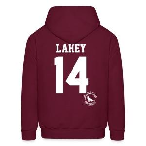 LAHEY 14 - Hoodie (XL Logo +S) - Men's Hoodie