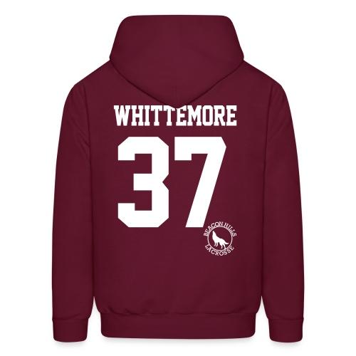 WHITTEMORE 37 - Hoodie (XL Logo +S) - Men's Hoodie