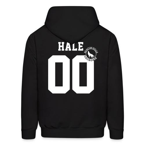 HALE 00 - Hoodie (XL Logo +S) - Men's Hoodie
