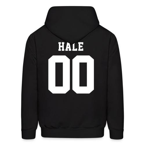 HALE 00 - Hoodie (S Logo, NBL) - Men's Hoodie