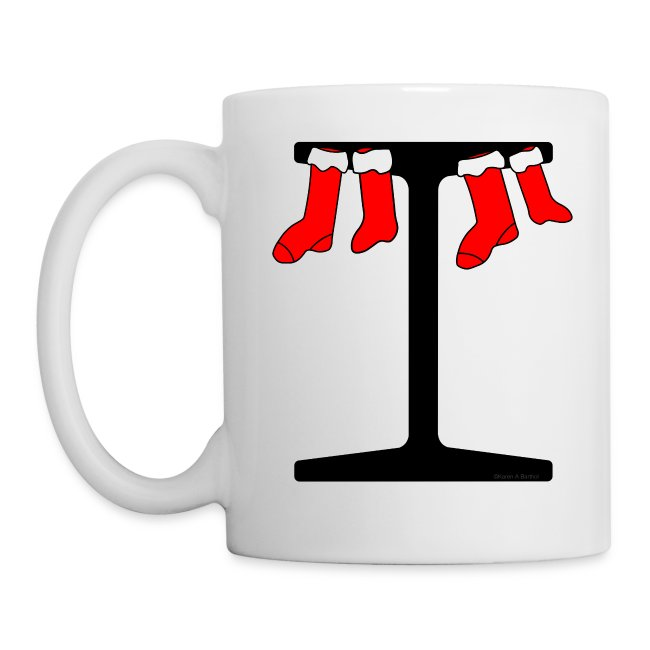 i beam christmas stockings - Funny Christmas Stockings