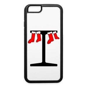 I-Beam Christmas Stockings - iPhone 6/6s Rubber Case