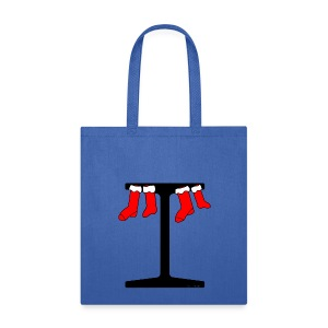 I-Beam Christmas Stockings - Tote Bag