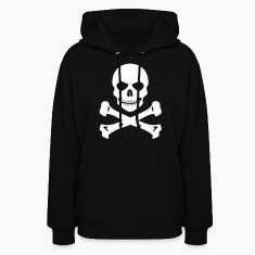 Pirate skull Hoodies