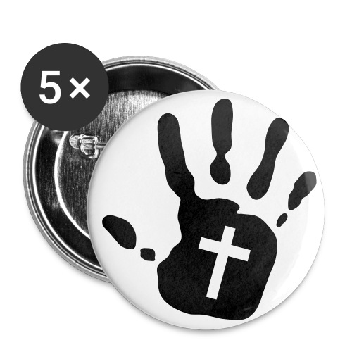 5 cross buttons - Large Buttons