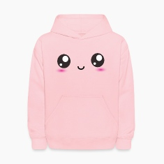 Kawaii Smiley Happy Face Sweatshirts