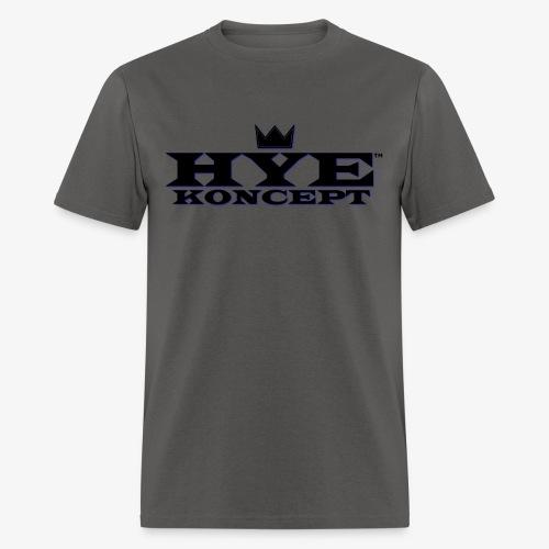 HKC Base Men Shirts (Black) - Men's T-Shirt