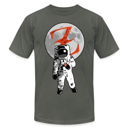 Graffiti Astronaut Z - Men's Fine Jersey T-Shirt