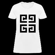 T-Shirts ~ Women's T-Shirt ~ GIYONGCHY Logo