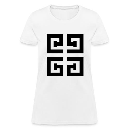 GIYONGCHY Logo - Women's T-Shirt