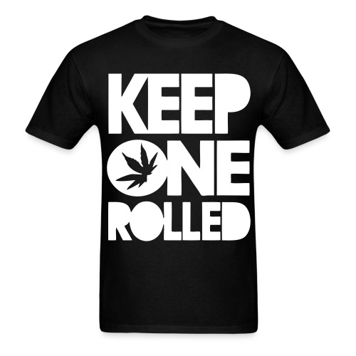 Rolled - Men's T-Shirt