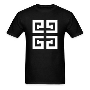 GIYONGCHY Logo - Men's T-Shirt