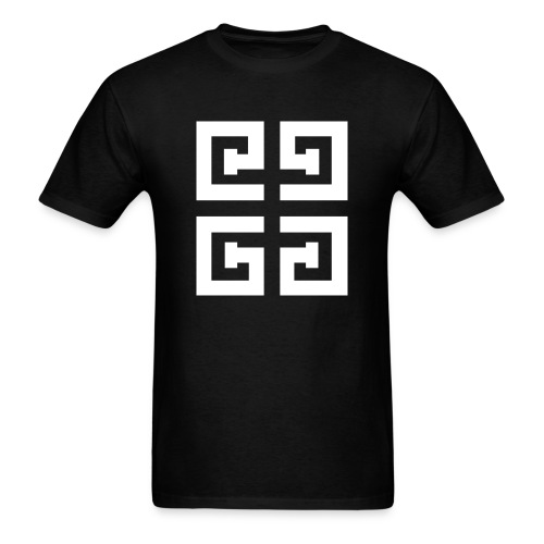 GIYONGCHY Logo - Men's T-Shirt