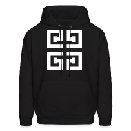 Hoodies ~ Men's Hoodie ~ GIYONGCHY Logo