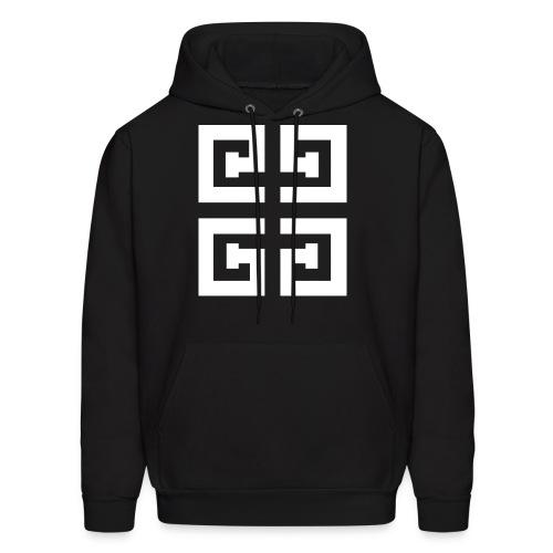 GIYONGCHY Logo - Men's Hoodie