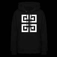 Hoodies ~ Women's Hoodie ~ GIYONGCHY Logo