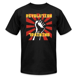 Revolution Training T Shirt - Men's T-Shirt by American Apparel