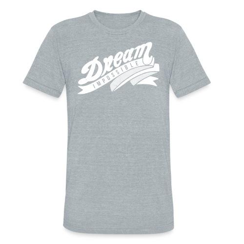 Unisex Dream Impossible AA Vintage T - Unisex Tri-Blend T-Shirt