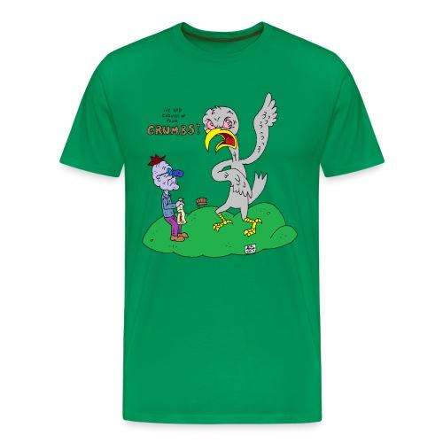 Crumbs - Men's Premium T-Shirt