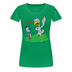 Crumbs - Women's Premium T-Shirt