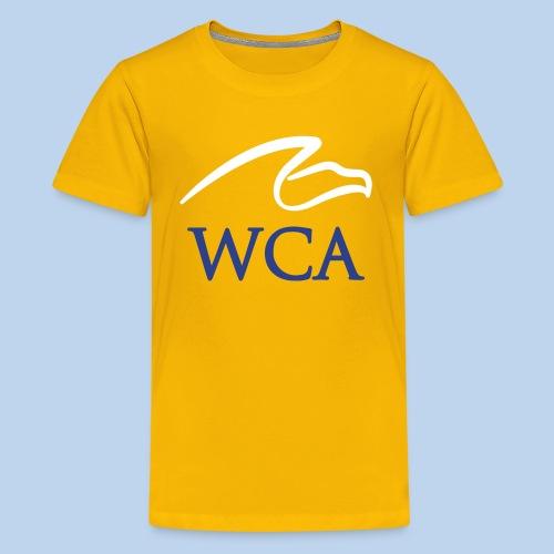 Youth Yellow Premium Tee - Kids' Premium T-Shirt