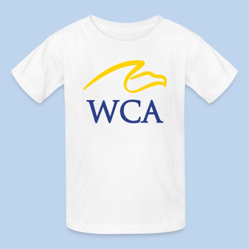 Youth White Tee - Kids' T-Shirt