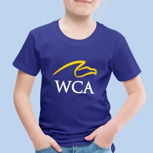 Toddler White Tee - Toddler Premium T-Shirt