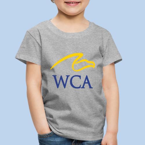Toddler Gray Tee - Toddler Premium T-Shirt
