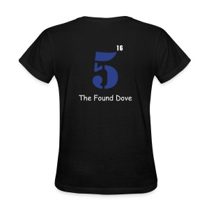 Found Dove 2 - Women's T-Shirt