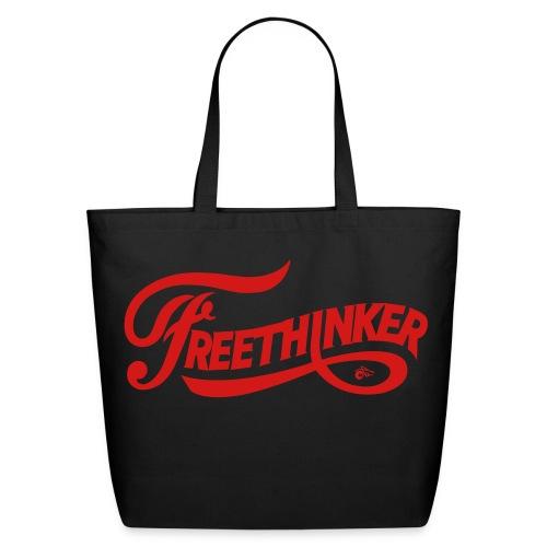 Free Thinker Vintage - Eco-Friendly Cotton Tote