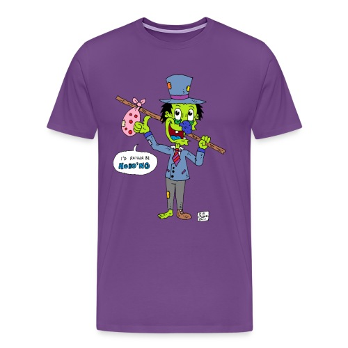 hobo'ing - Men's Premium T-Shirt