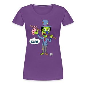 hobo'ing - Women's Premium T-Shirt