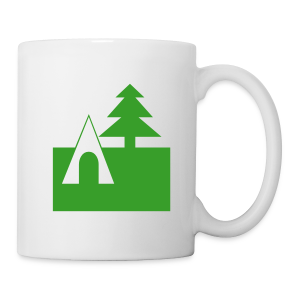 Camping - Coffee/Tea Mug