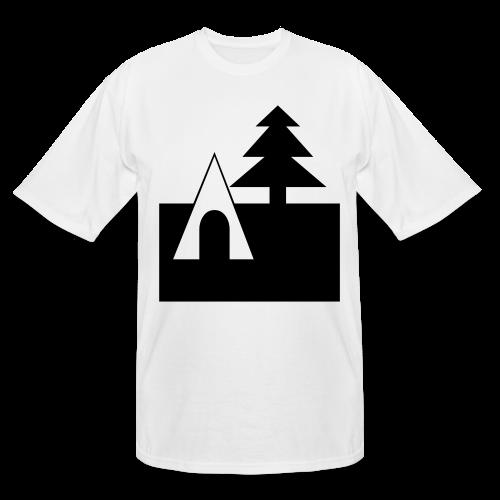 Camping - Men's Tall T-Shirt
