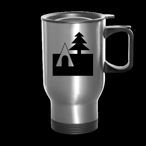 Camping - Travel Mug