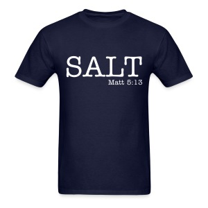 Male Salt 5:13 tee  - Men's T-Shirt