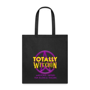 Totally Witchin - Tote Bag - Tote Bag