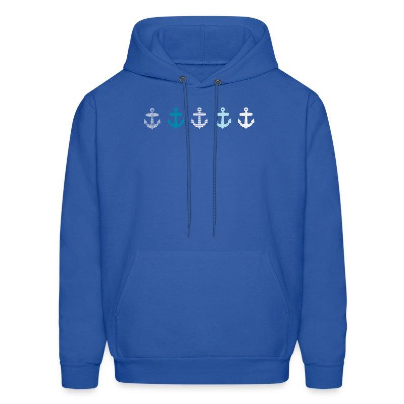 Anchor Blue Shorts