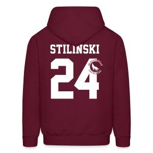 STILINSKI 24 - Hoodie (S Logo) - Men's Hoodie