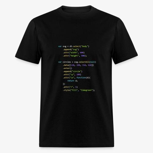 D3 program - Men's T-Shirt
