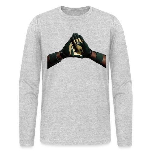 Spartan Hands - Men's Long Sleeve T-Shirt by Next Level