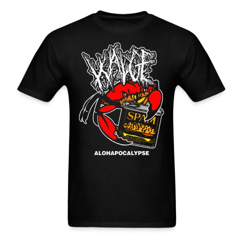 WADGE ALOHAPOCALYPSE - Men's T-Shirt
