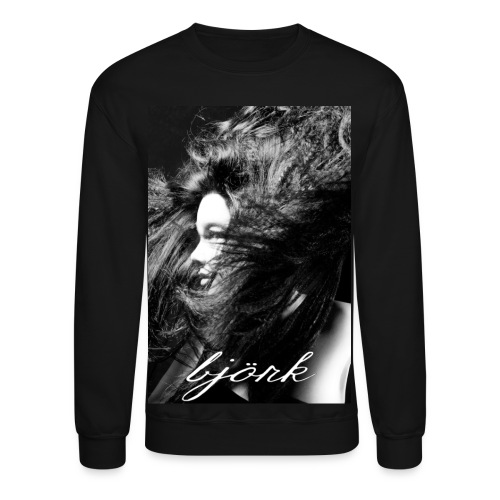 Bjork Sweater - Crewneck Sweatshirt