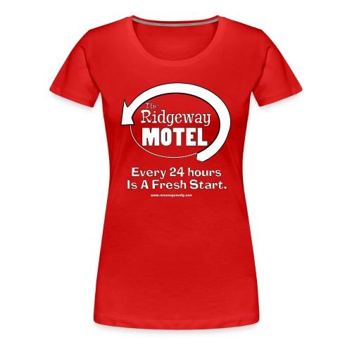 Ridgeway Motel Women's Tee - Women's Premium T-Shirt