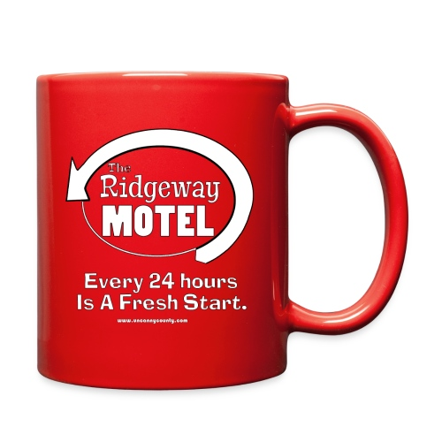 Ridgeway Motel Coffee Mug - Full Color Mug