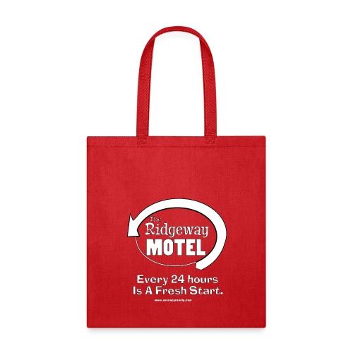 Ridgeway Motel Tote Bag - Tote Bag