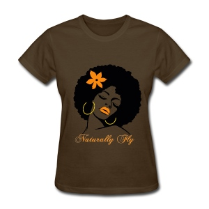 Naturally Fly - Women's T-Shirt