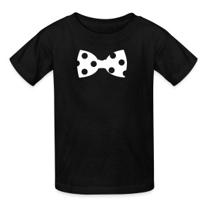 Bow-Tie TShirt (Child) - Kids' T-Shirt