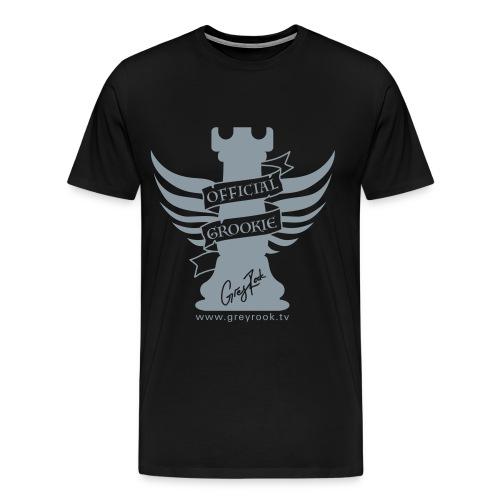 Official Grookie Mens T - Men's Premium T-Shirt