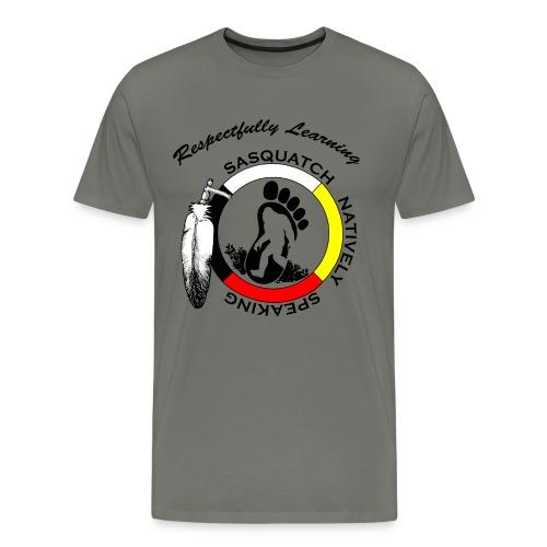 SNS Mens Tshirt - Men's Premium T-Shirt